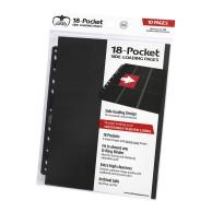 18-Pocket Pages Side-Loading Black (10)