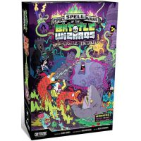 Epic Spell Wars of the Battle Wizards: Rumble at Castle Tentakill Karciane Cryptozoic Entertainment