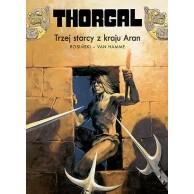 Thorgal - Trzej starcy z kraju Aran (twarda oprawa) Tom 3