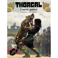 Thorgal - Czarna galera (twarda oprawa) Tom 4