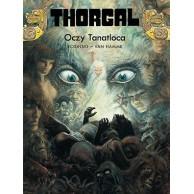 Thorgal - Oczy Tanatloca (twarda oprawa) Tom 11