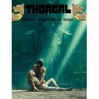 Thorgal - Miasto zaginionego boga (twarda oprawa) Tom 12