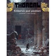Thorgal - Królestwo pod piaskiem (twarda oprawa) Tom 26