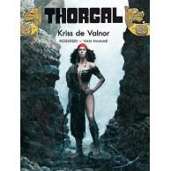 Thorgal - Kriss de Valnor (twarda oprawa) Tom 28