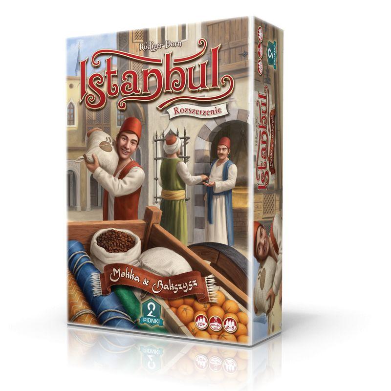 Istanbul (Istambuł edycja polska): Mokka & Bakszysz