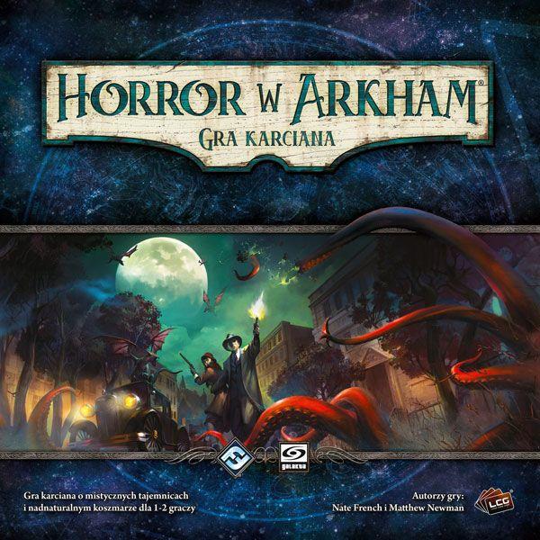 Horror w Arkham: Gra karciana