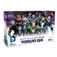 DC Comics Deck Building Game: Forever Evil Karciane Cryptozoic Entertainment