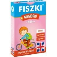 Fiszki + Gra Memorki - Hobby