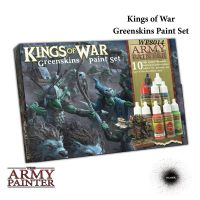 Army Painter zestaw farb Kings of War Greenskins