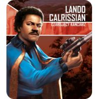 Star Wars: Imperium Atakuje - Lando Calrissian, Czarujący kanciarz Star Wars: Imperium Atakuje (PL) Galakta