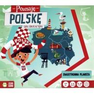 Poznaję Polskę - Gra Edukacyjna