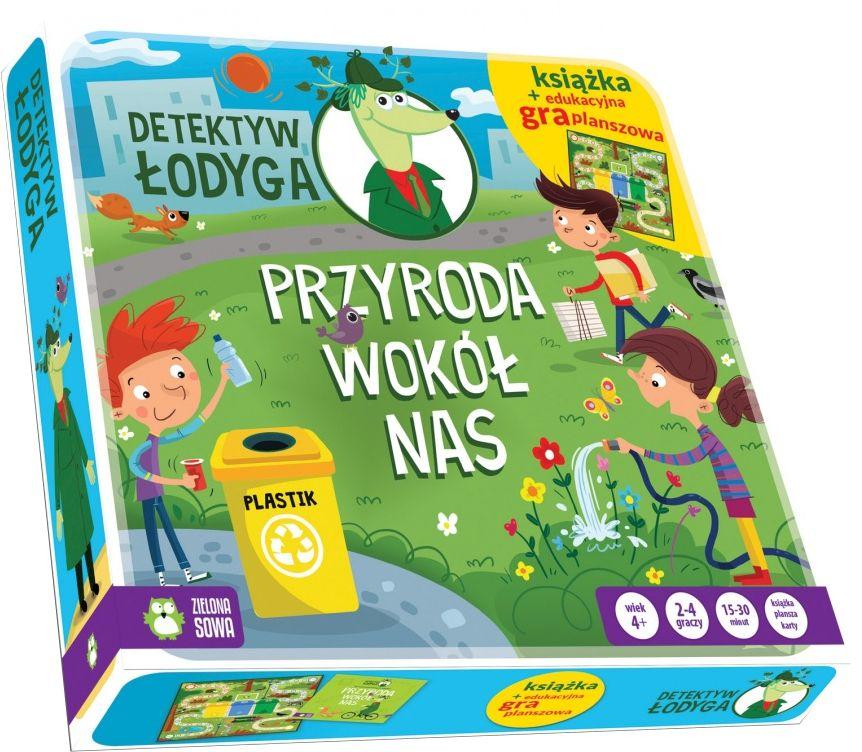 Detektyw Łodyga - Przyroda Wokół Nas