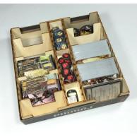 Geekmod - Drewniany insert pasujący do średnich pudełek LCG