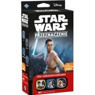 Star Wars: Przeznaczenie - Rey zestaw startowy