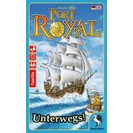 Port Royal Unterwegs! Rodzinne Pegasus Spiele