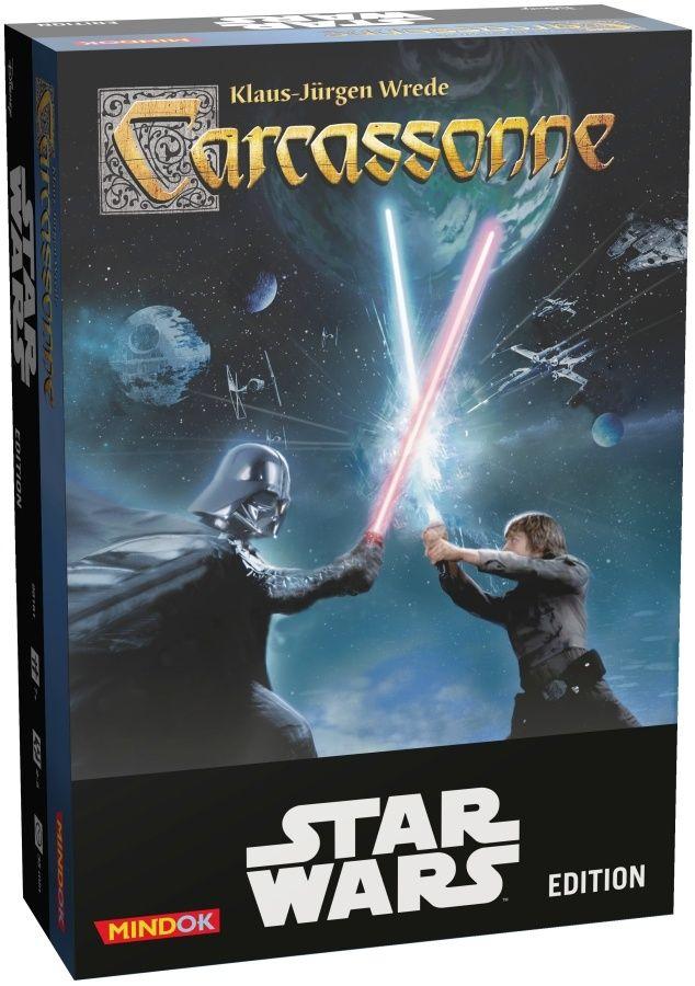 Carcassonne: Star Wars (wersja polska)