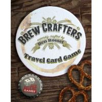 Brew Crafters: The Travel Card Game Karciane Polish Publishing League