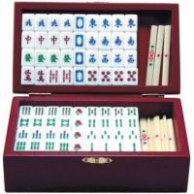 Japoński mahjong - biały Klasyczne
