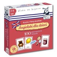 Kapitan Nauka: Angielski Dla Dzieci - 100 Pierwszych Słówek