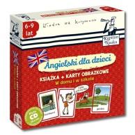 Kapitan Nauka: Angielski Dla Dzieci - W domu i w Szkole Dla dzieci Edgard