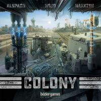 Colony Strategiczne Bézier Games, Inc.