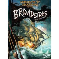 Merchants & Marauders: Broadsides Strategiczne Z-Man Games
