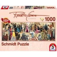 PQ Puzzle 1000 el. RENATO CASARO 100 lat kina (panorama)