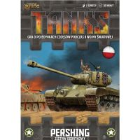 Tanks: USA - Pershing / Super Pershing - Zestaw Dodatkowy Tanks Gale Force Nine