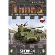 Tanks: USA - Sherman - Zestaw Dodatkowy