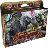 Pathfinder Adventure Card Game: Class Deck - Warpriest Pathfinder Adventure Card Game Paizo