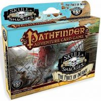 Pathfinder Adventure Card Game: Skull & Shackles Adventure Deck 5 - The Price of Infamy Pathfinder Adventure Card Game Paizo