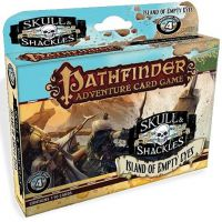 Pathfinder Adventure Card Game: Skull & Shackles Adventure Deck 4 - Island of Empty Eyes Pathfinder Adventure Card Game Paizo