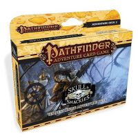 Pathfinder Adventure Card Game: Skull & Shackles Adventure Deck 3 - Tempest Rising Pathfinder Adventure Card Game Paizo