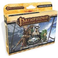 Pathfinder: Skull & Shackles Characters Add-On Pathfinder Adventure Card Game Paizo