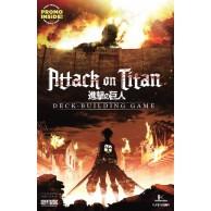 Attack on Titan: Deck-Building Game Karciane Cryptozoic Entertainment