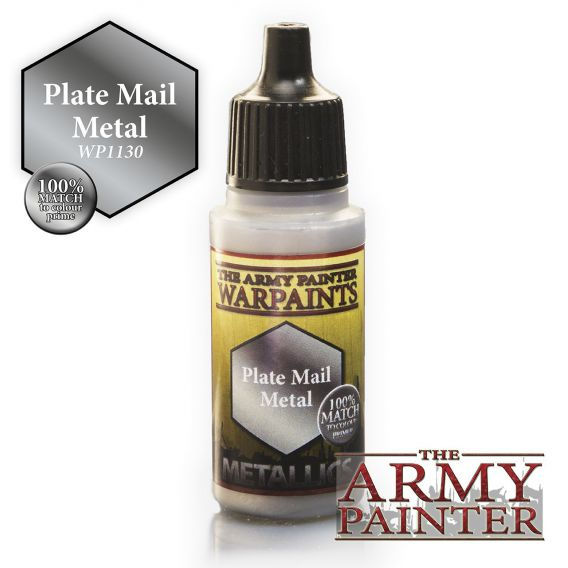 Army Painter - Plate Mail Metal