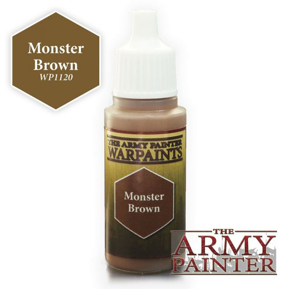 Army Painter - Monster Brown