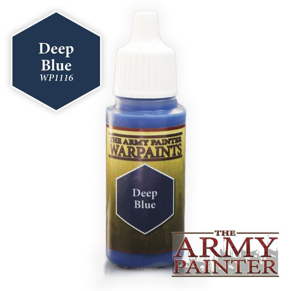 Army Painter - Deep Blue