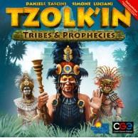 Tzolkin: Kalendarz Majów - Tribes and Prophecies ( edycja polska)