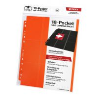 18-Pocket Pages Side-Loading Orange (10)