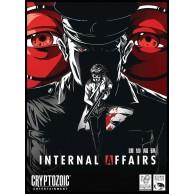 Internal Affairs Karciane Cryptozoic Entertainment