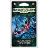 Horror w Arkham LCG: Bezwymiarowe i niewidzialne