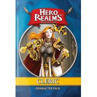 Hero Realms: Character Pack - Cleric Hero Realms White Wizard Games