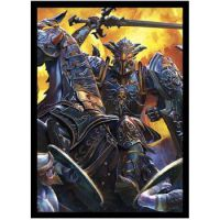 Legion - Matte Sleeves - EPIC - Dark Knight (60 Sleeves) Epic Card Game Legion