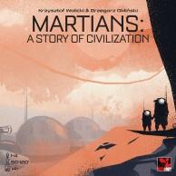 Martians: A Story of Civilization Strategiczne RedImp