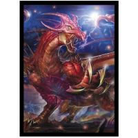 Legion - Matte Sleeves - EPIC - Draka, Dragon Tyrant (60 Sleeves) Epic Card Game Legion