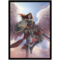 Legion - Matte Sleeves - EPIC - Angel of Mercy (60 Sleeves) Epic Card Game Legion