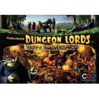 Dungeon Lords: Happy Anniversary Strategiczne Czech Games Edition