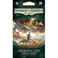 Horror w Arkham LCG: Zagubieni w czasie i przestrzeni
