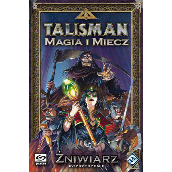 Talisman Magia i Miecz: Żniwiarz